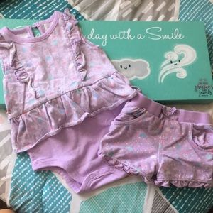 Baby Girl matching set